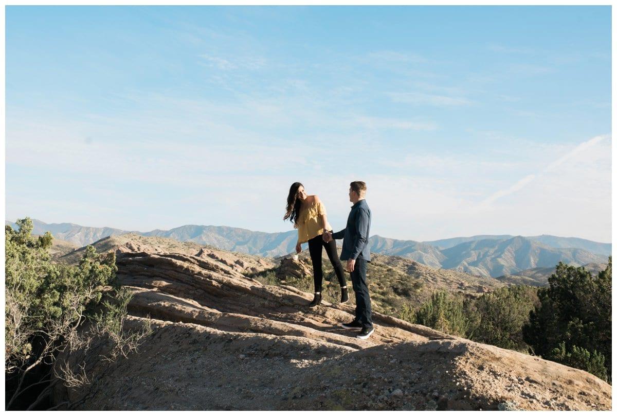 Vasquez-Rocks-Engagement-Carine-Ryan-Carissa-Woo-Photography_0029.jpg