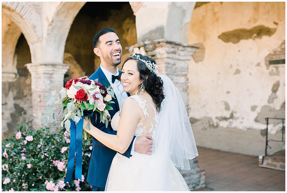 Mission Basilica San Juan Capistrano-wedding-Carissa-Woo-Photography_0016.jpg