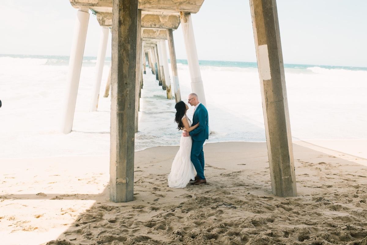 The Portofino Hotel Wedding Redondo Beach California