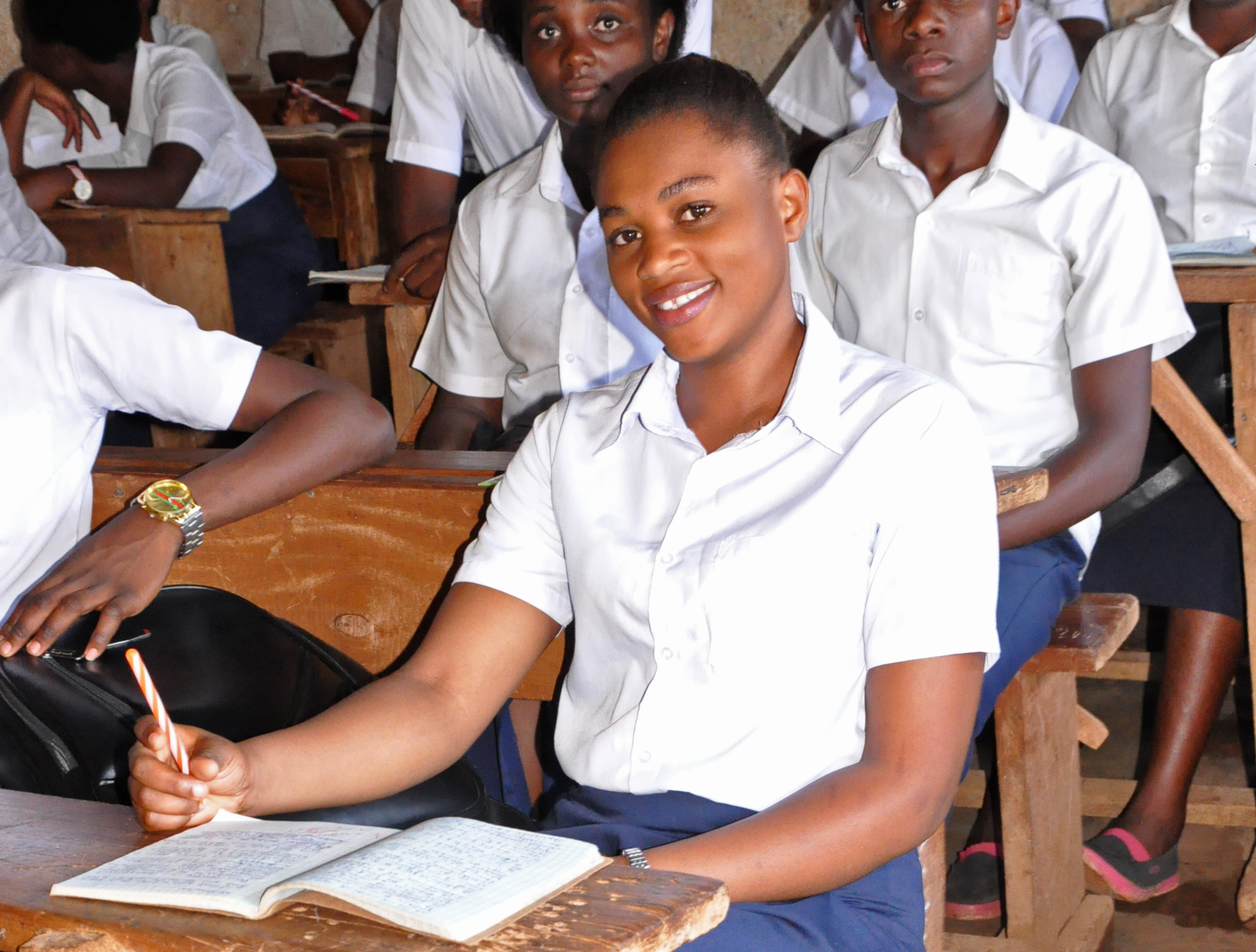 Future Hope Africa provides scholarships for students in Bukavu, Democratic Republic of the Congo