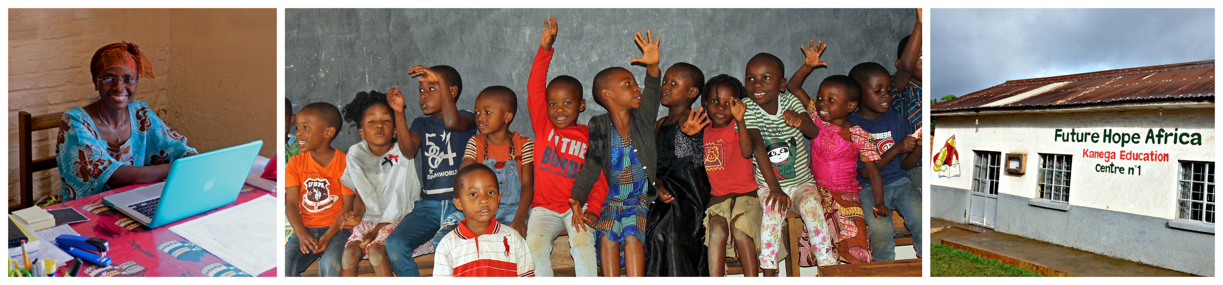 Future Hope Africa is expanding its Kanega Education Center