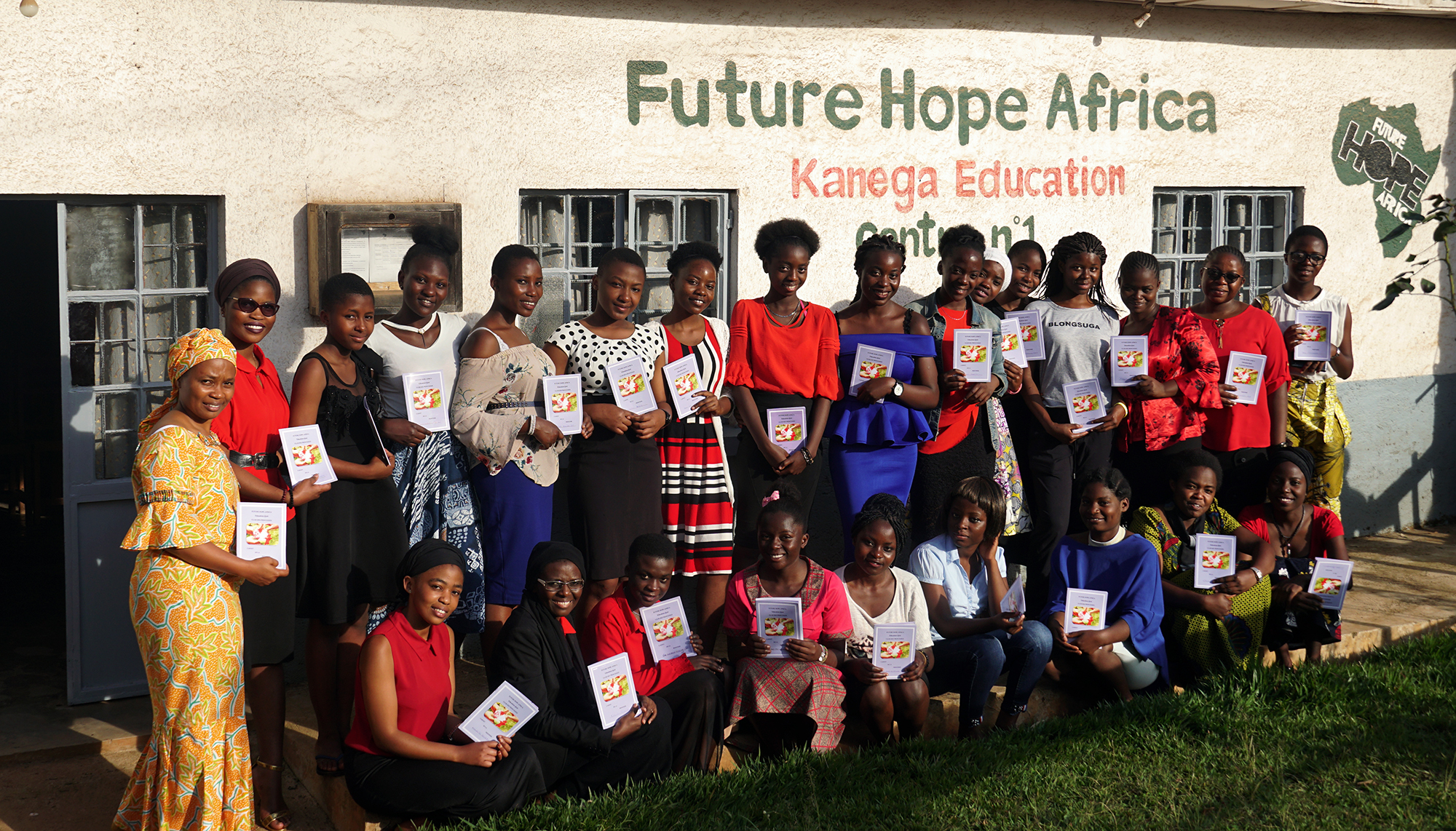 Future Hope Africa's Princess Club brings young women together to understand their value to God and the difference they can make in the world.