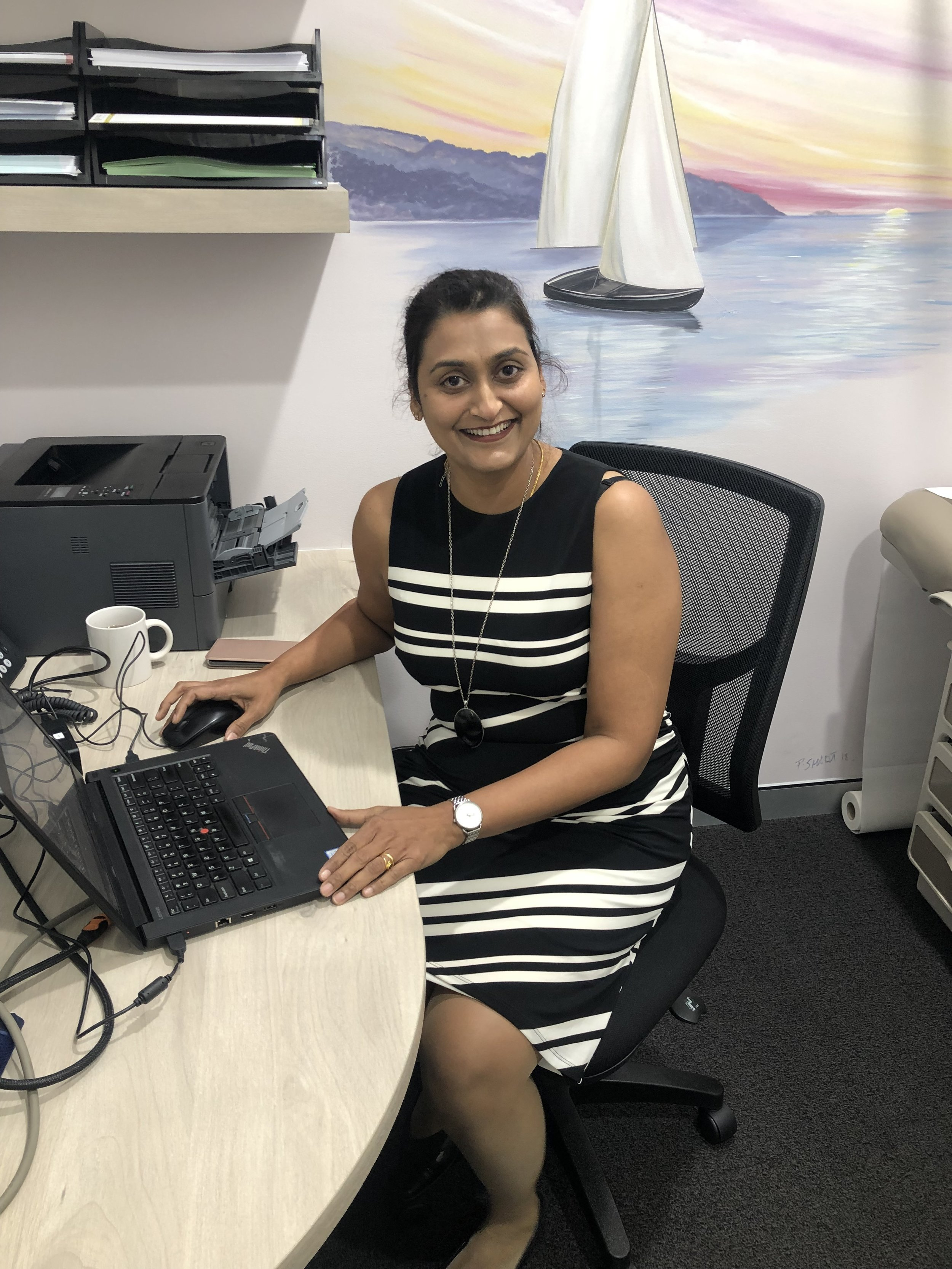 Dr Diana Rajan - M.B.B.S FRACGPDr Rajan commenced working at Hills Family Practice in July 2013. Prior to that she has gained experience at Hornsby Hospital GP, Alpha Medical Centre and Astley Medical Centre. Dr Rajan completed her fellowship exams with the Royal Australian College of General Practitioners. As of 2017, she has taken on an extra role as a Clinical Editor with Health Pathways which is an online clinical and referral tool for General Practitioners in Western Sydney. She loves the variety General Practice has to offer, and has a keen interest in Paediatrics and in looking after the health needs of families. She does antenatal shared care with the hospital in Western Sydney.