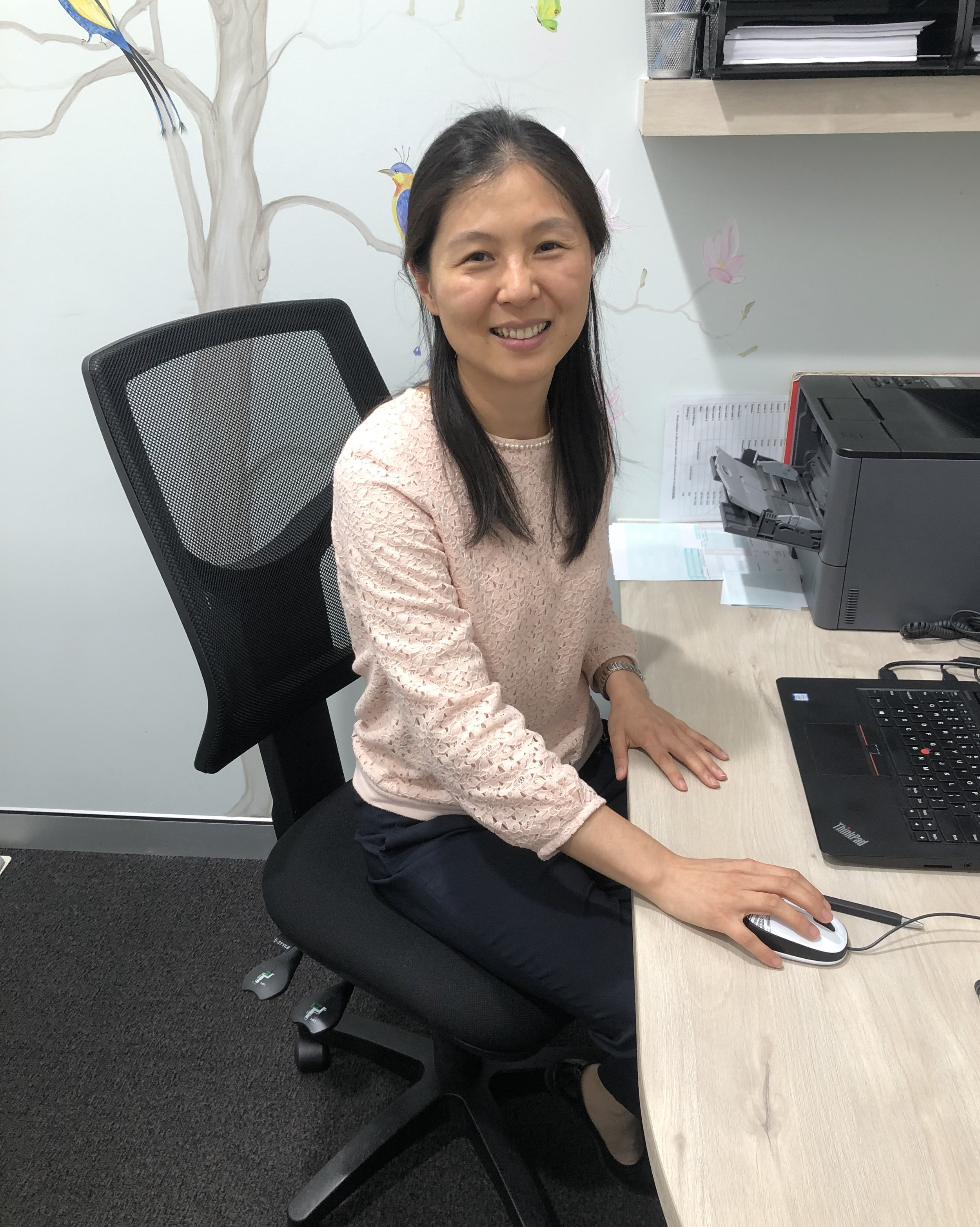 Dr Aurora Yu - M.B.B.S (UNSW)Dr Yu graduated from the University of New South Wales and has postgraduate qualifications including the Diploma of Child Health (University of Sydney) and Certificate in Sexual and Reproductive Health (Family Planning Australia). She is a Fellow of the Royal College of General Practitioners in Australia. Dr Yu loves the variety in General Practice and she has been with us since 2010. In 2014 Dr Yu worked full time and also undertook further study in Mental Health and Dermatology. In 2015 Dr Yu is completed her second year of study in Mental Health.