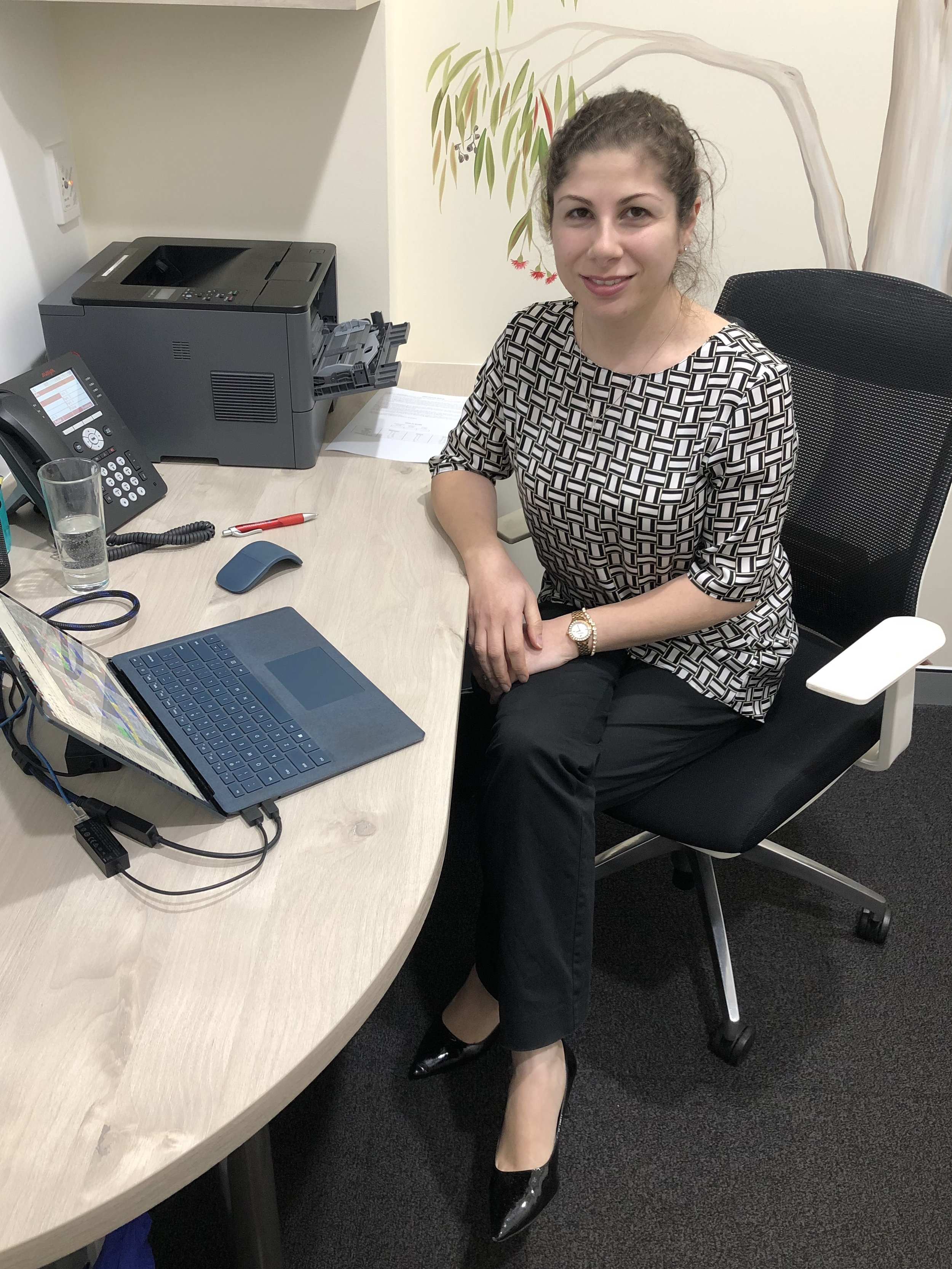 Dr Raquelle Semrani - MBBS, BSc (Adv.), FRACGP, DCHDr Semrani is a Vocationally Registered Fellow of the RACGP since 2015 and has a Diploma of Child Health. Prior to 2015, she trained as a GP registrar with WentWest. We are pleased that she has joined our practice in March 2018.