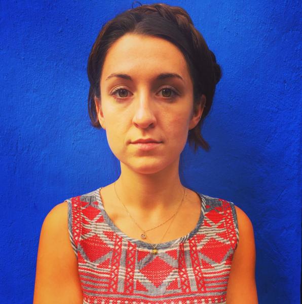 Portrait of Frida Mintz