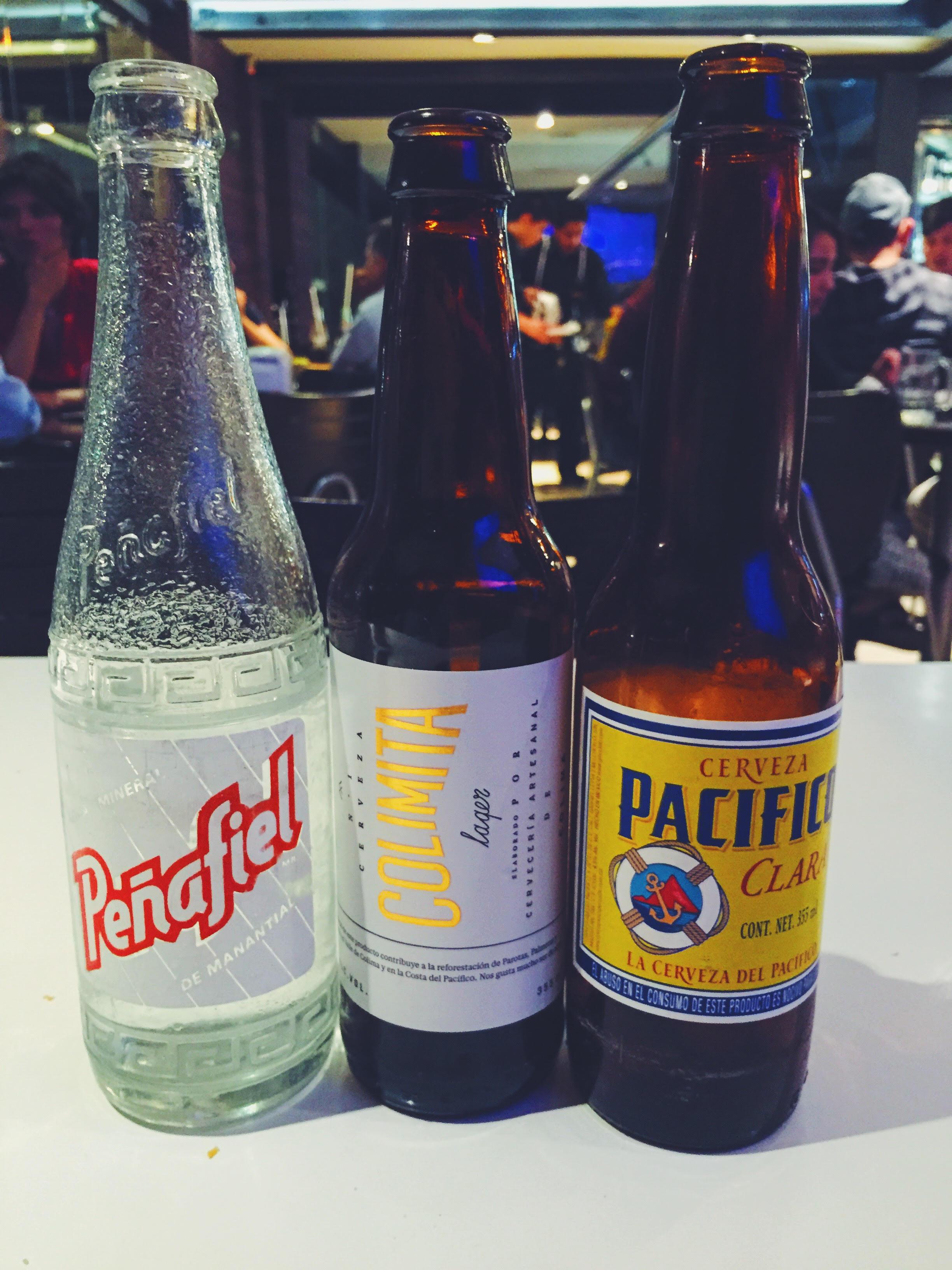 Beverages on beverages at El Califa