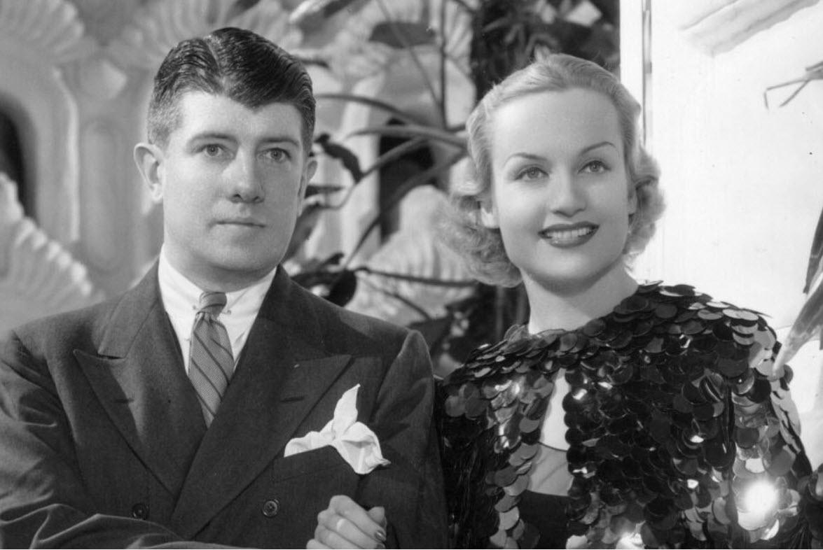 Travis Banton & Carole Lombard