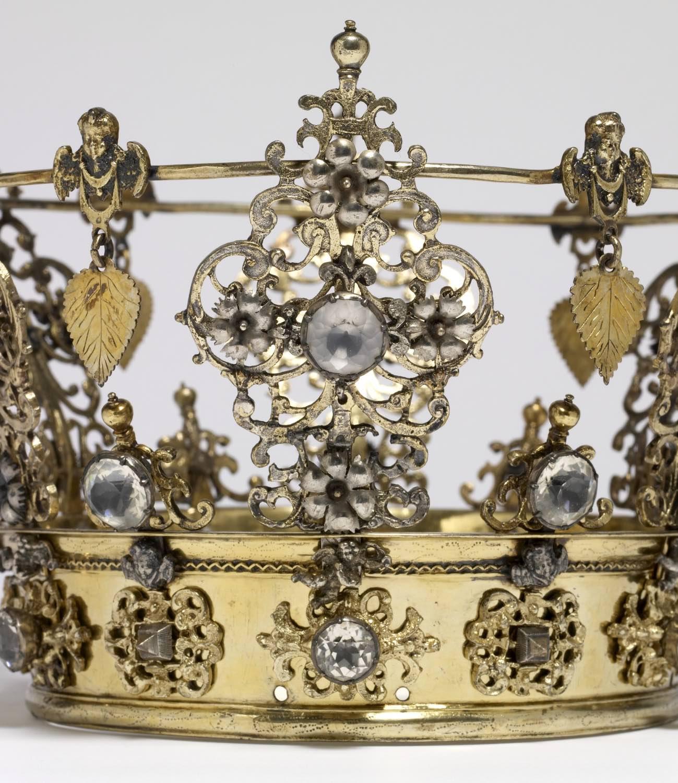 Swedish Wedding Crown - Walters Art Gallery