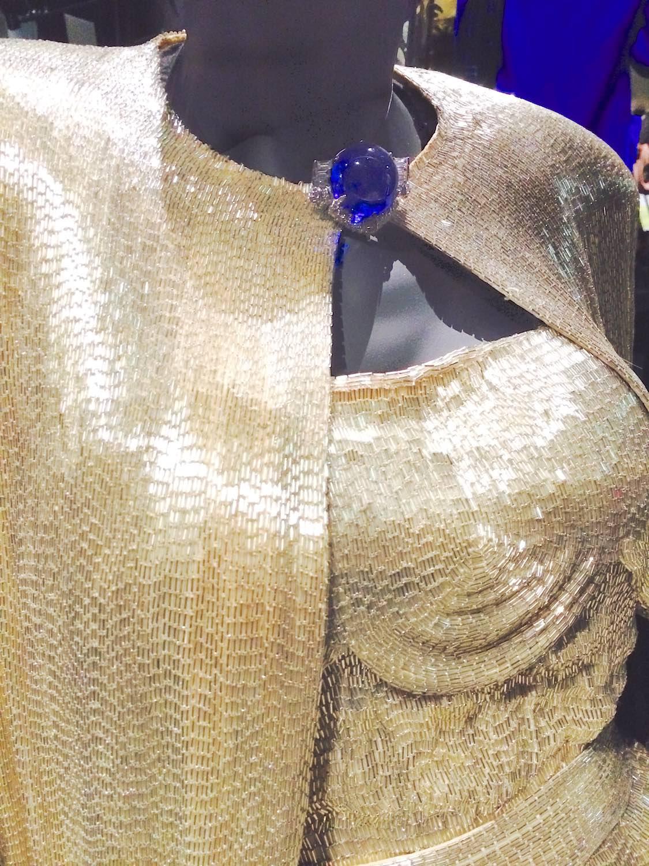 Carole Lombard's dress