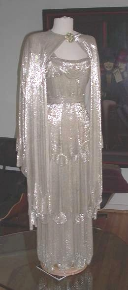 Lombard Gown