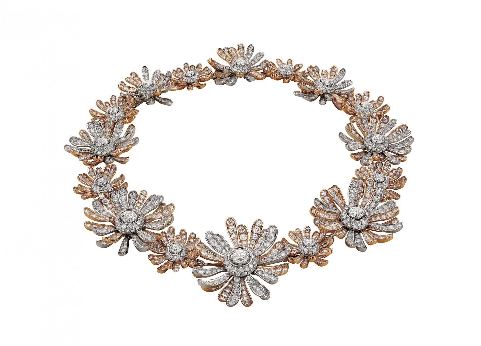 Bulgari's Spring Encounter Necklace