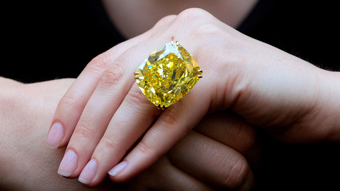 Graff Yellow Diamond