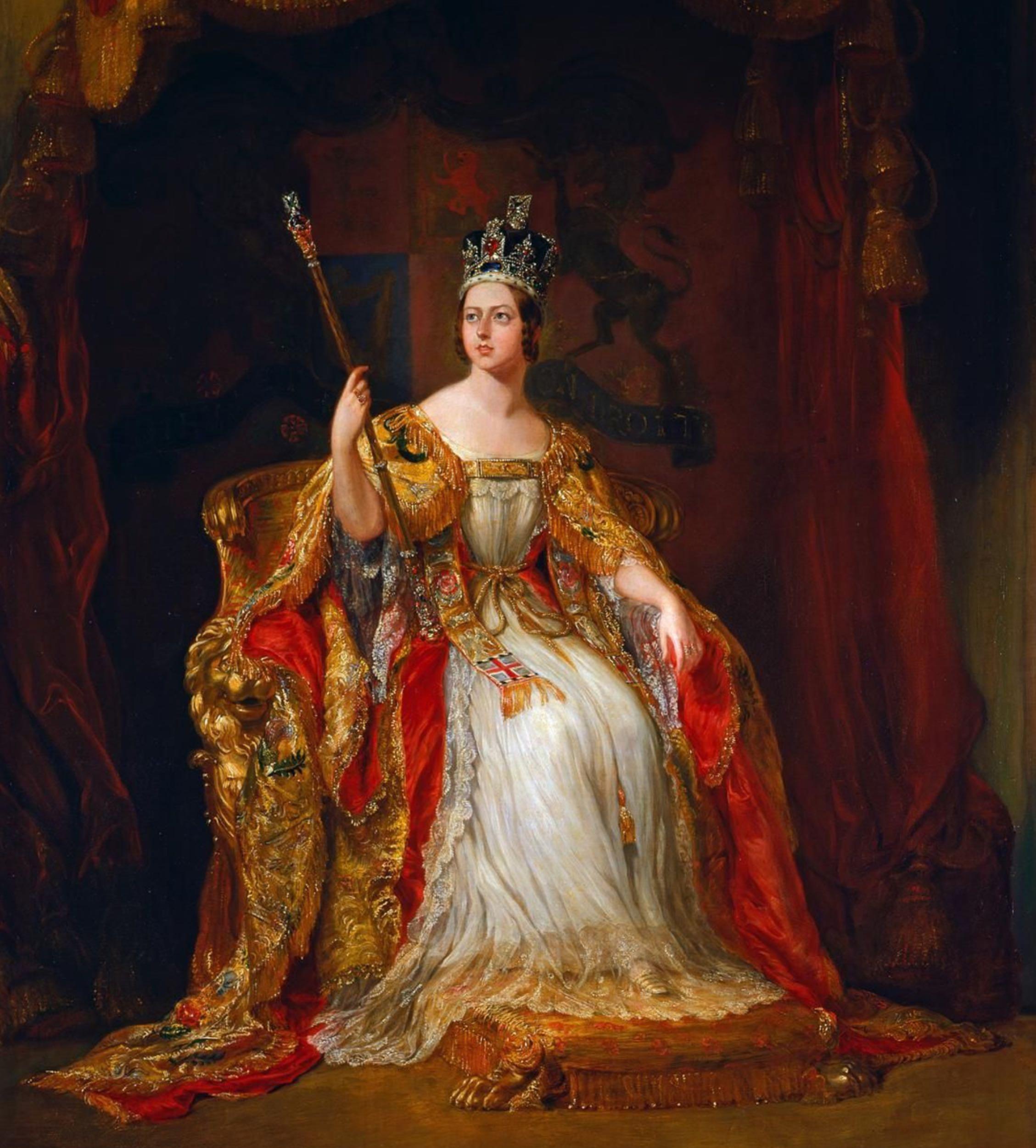 Coronation portrait of Queen Victoria - Hayter.jpg