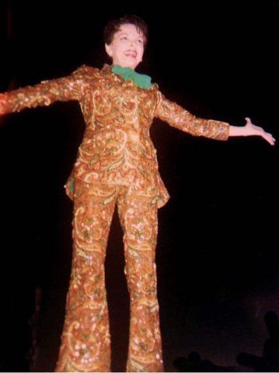 Judy Garland at Palace