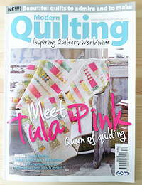 Modern Quilting / Issue 2