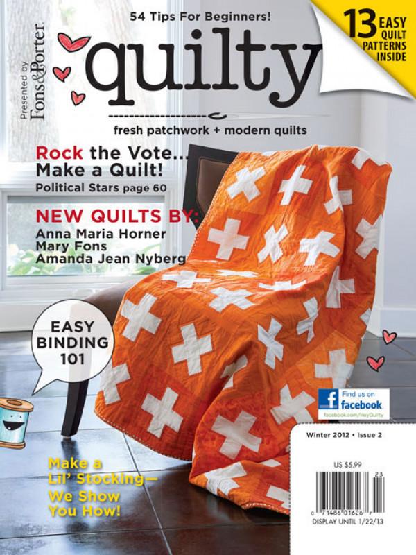 Quilty / Winter 2012
