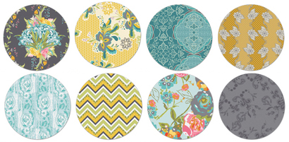 Lilly Belle by Bari J for Art Gallery Fabrics