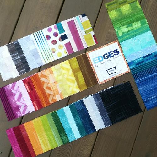 Edges by Laura Gunn for Michael Miller Fabrics