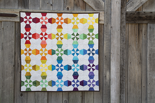 Lighthouse Quilt by Fresh Lemons Quilts : Faith