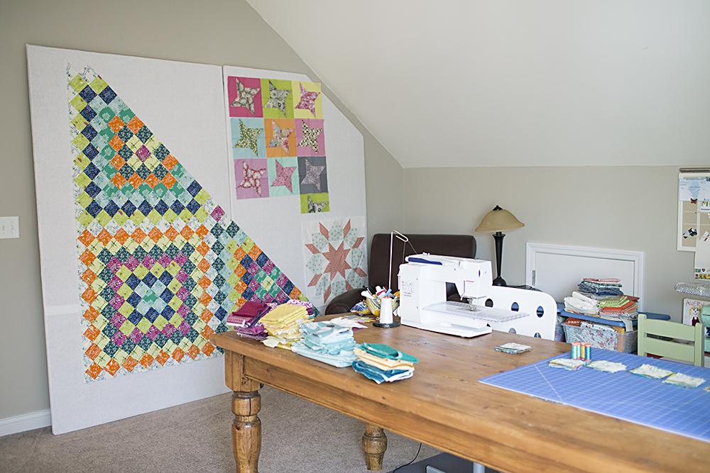 Fresh Lemons Quilts studio