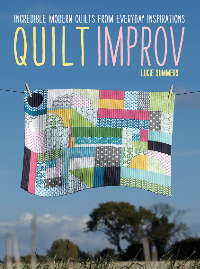 Quilt Improv by Lucie Summers