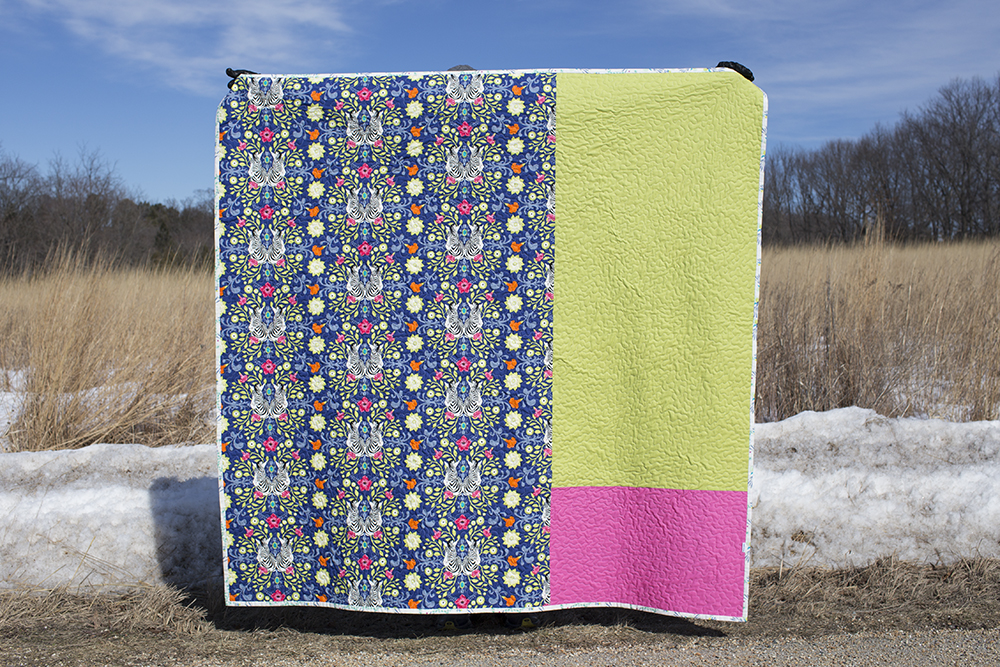 Saddle Up by Fresh Lemons Quilts