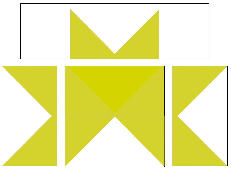 Radiant Splendor Quilt Block Tutorial by Fresh Lemons Quilts