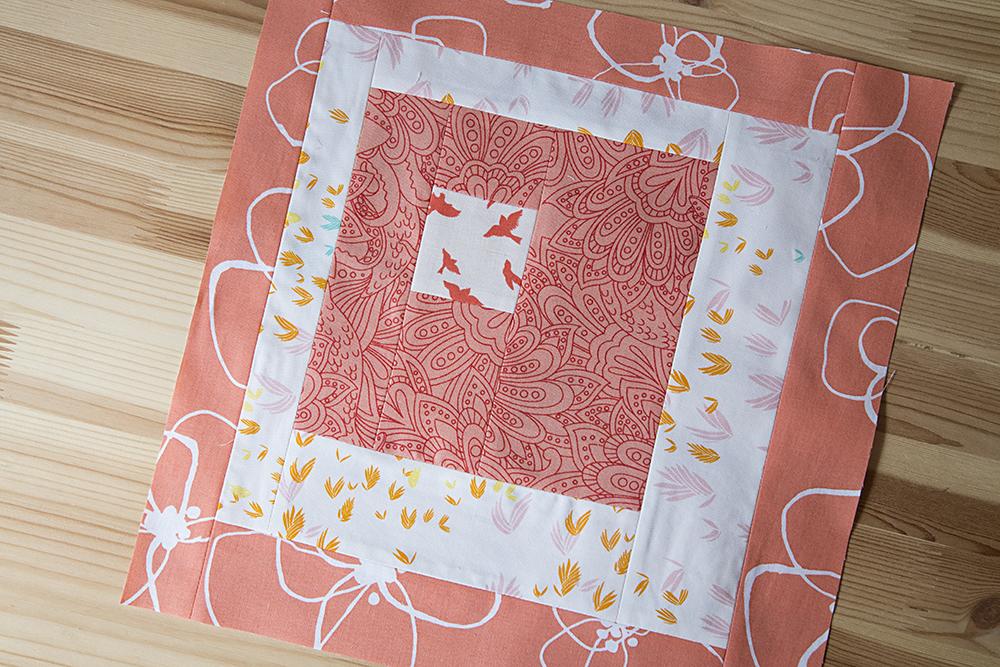 Off-Centered Squares Quilt Pattern : Fresh Lemons Quilts