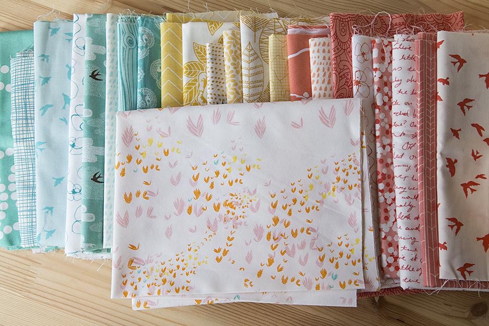 Spring Mix Fabric Pull : Fresh Lemons Quilts