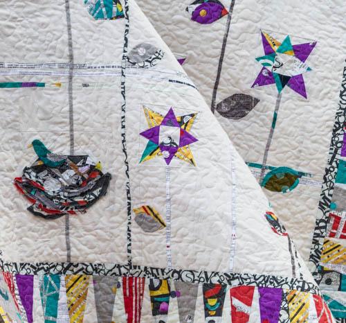 Spring Fling Quilt by Lorellen Moore
