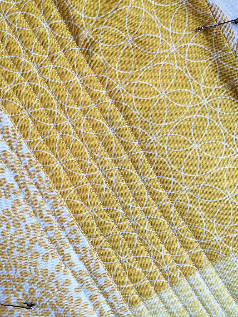 Straight Line Quilting : Fresh Lemons Quilts
