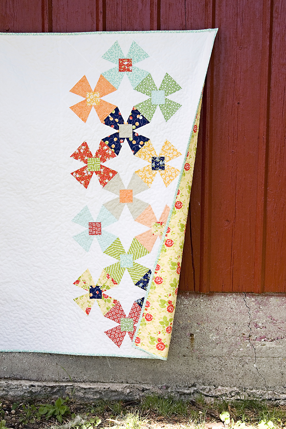 Quilts for Today, Holland Mills