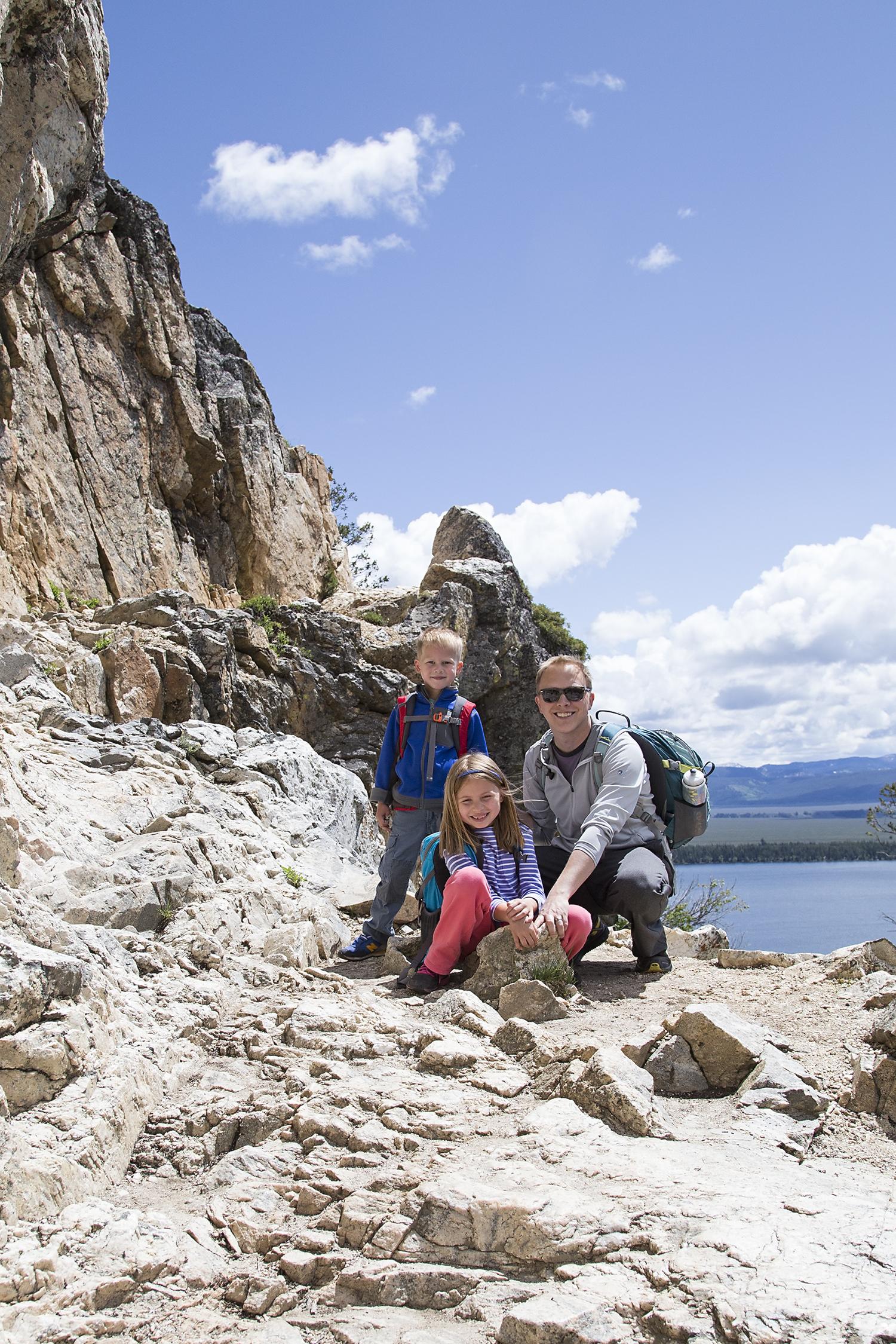 Inspiration Point, Grand Teton National Park
