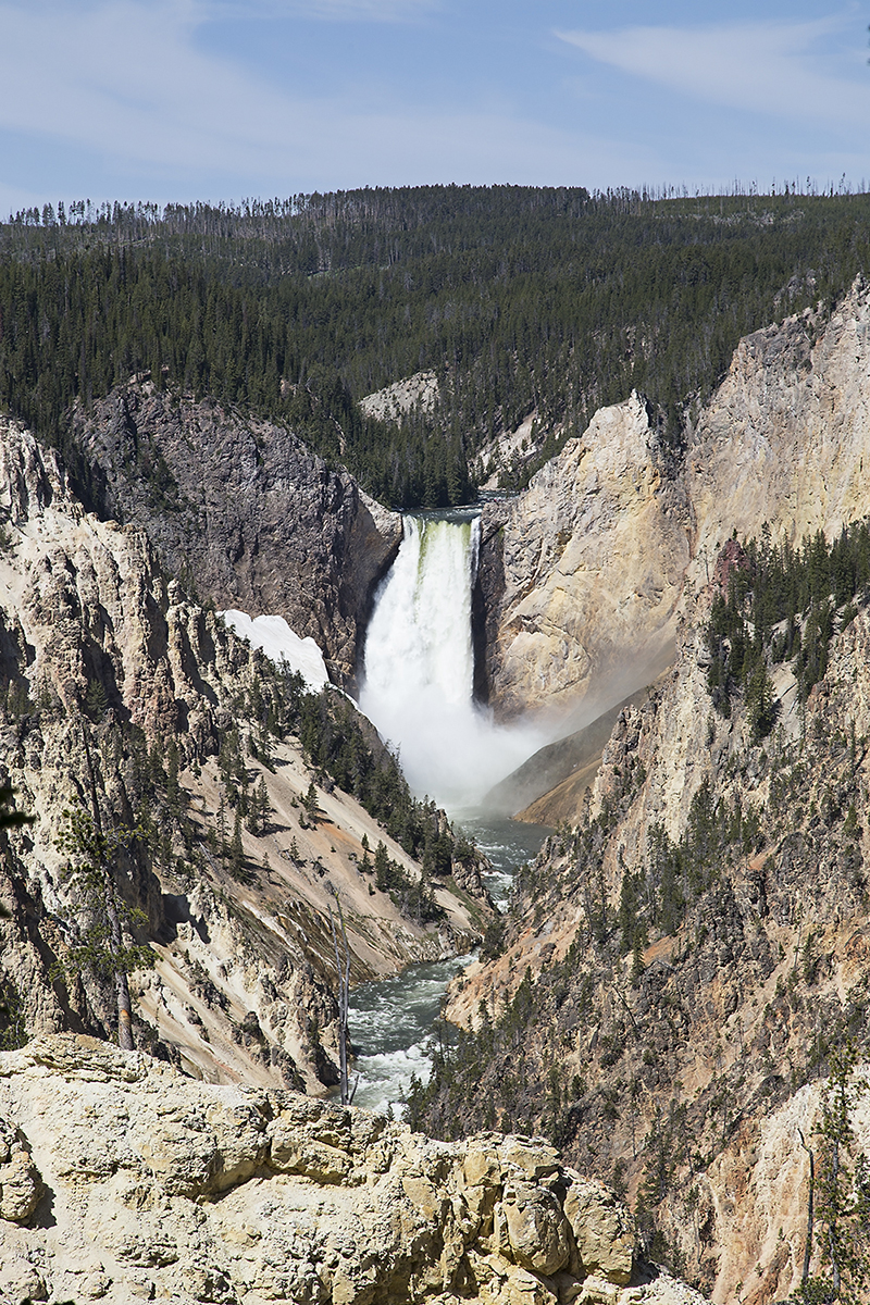 The Grand Canyon of Yellowstone, Yellowstone National Park