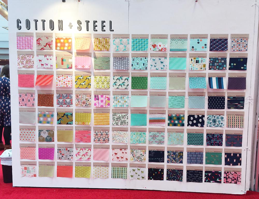 Cotton + Steel : Fresh Lemons Quilts