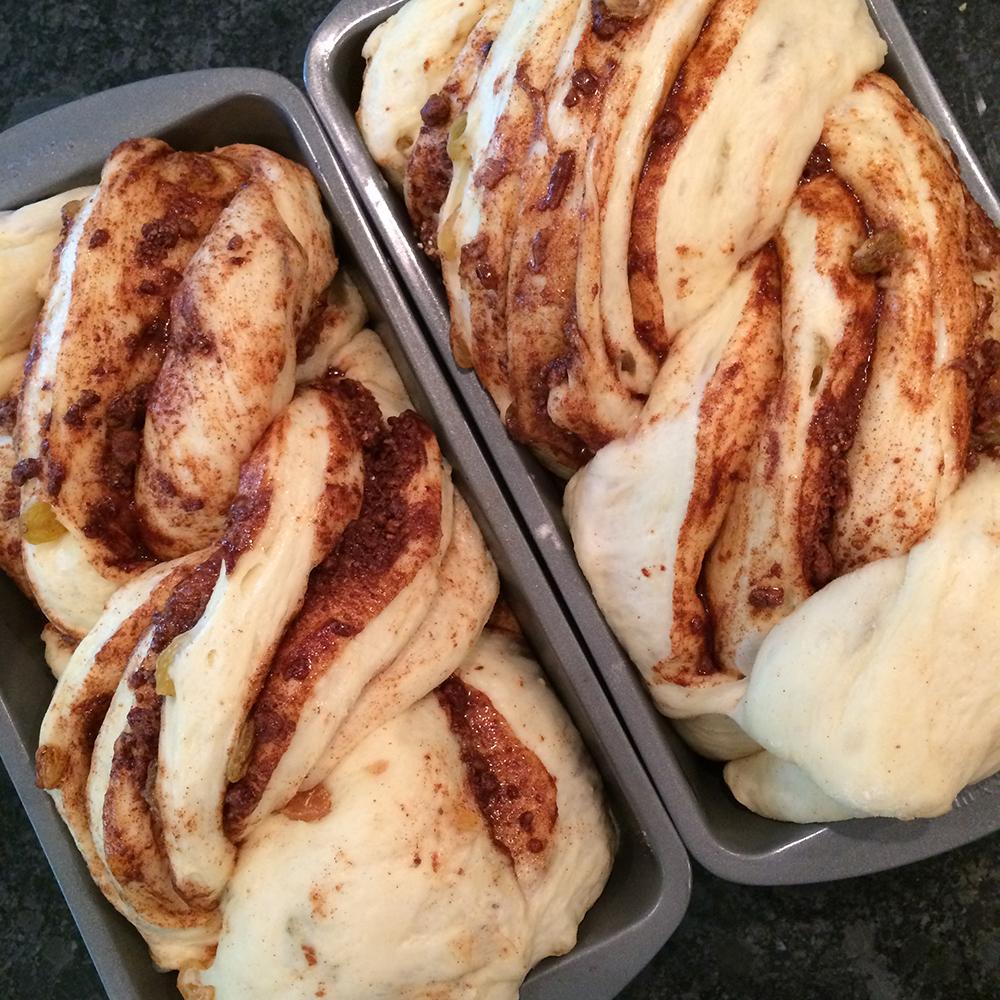 Cinnamon Swirl Bread : Fresh Lemons Quilts