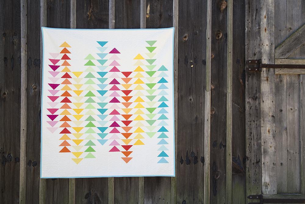 Spectrum Quilt : Fresh Lemons Quilts