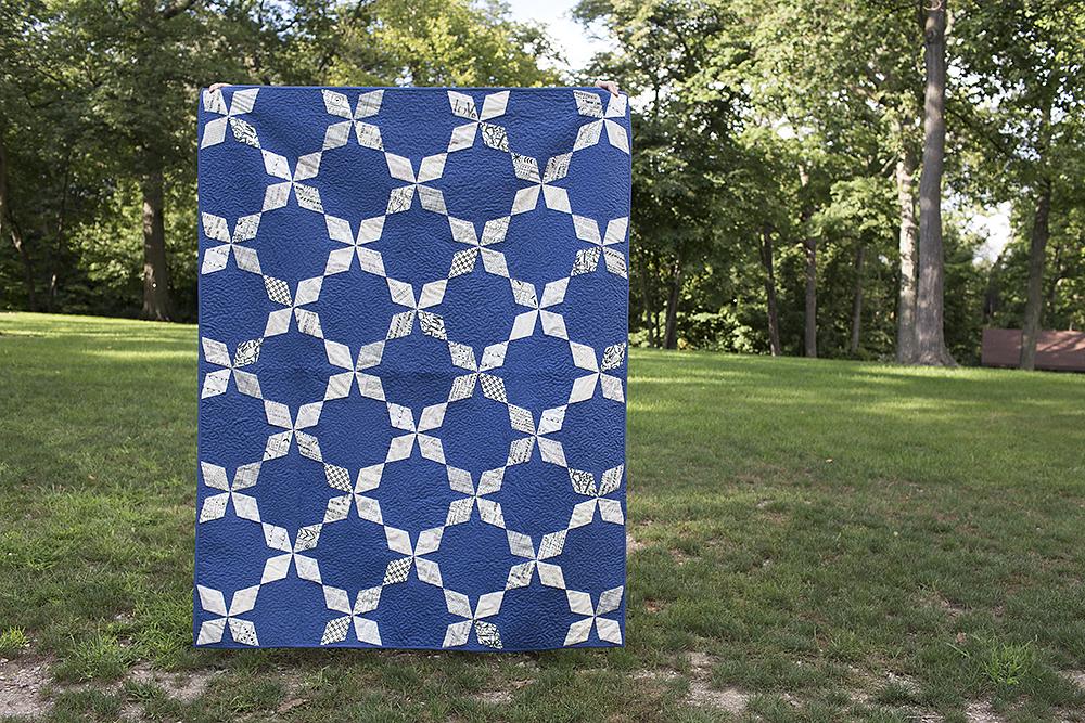 Travel Home Quilt : Fresh Lemons Quilts