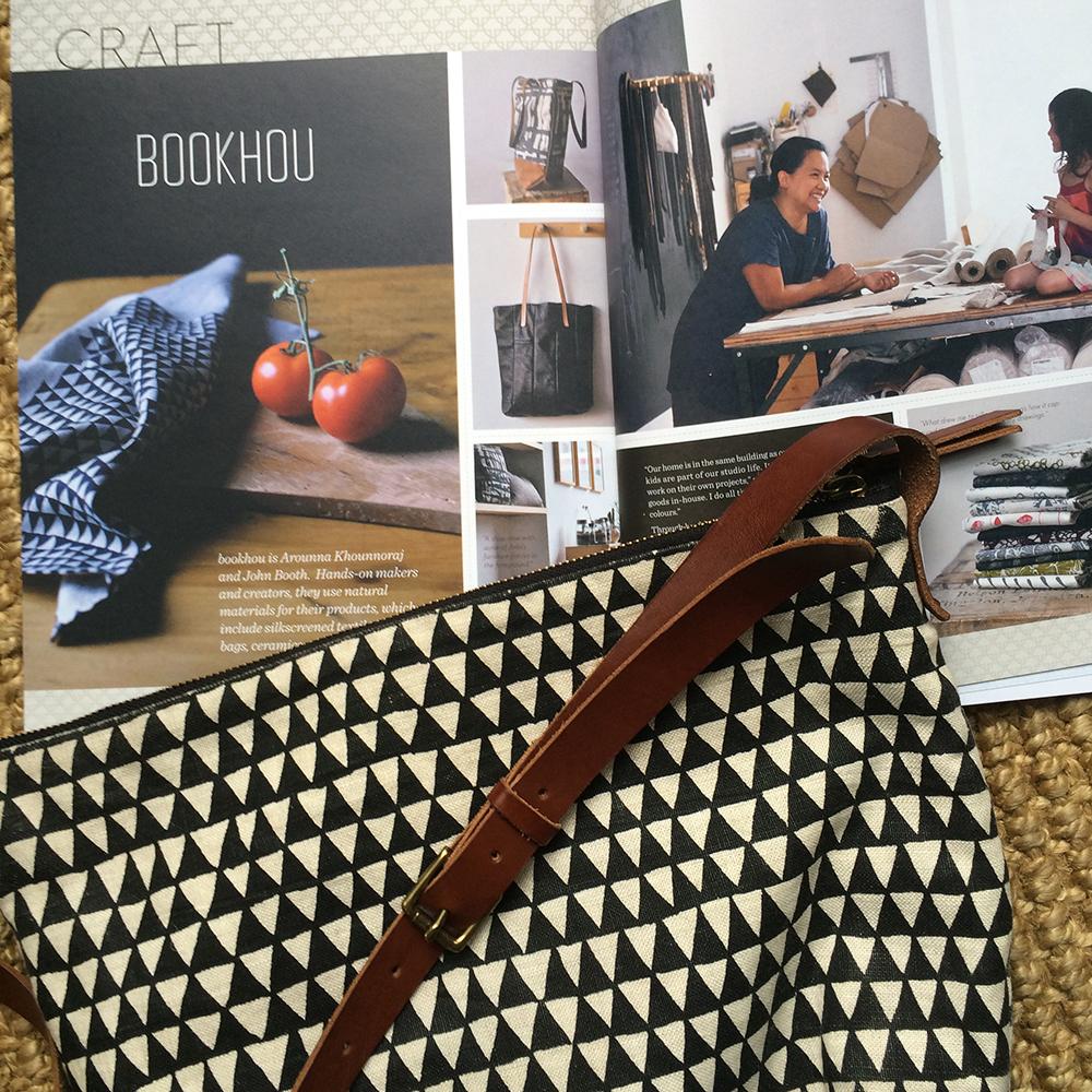Uppercase Magazine and Bookhou : Fresh Lemons Quilts