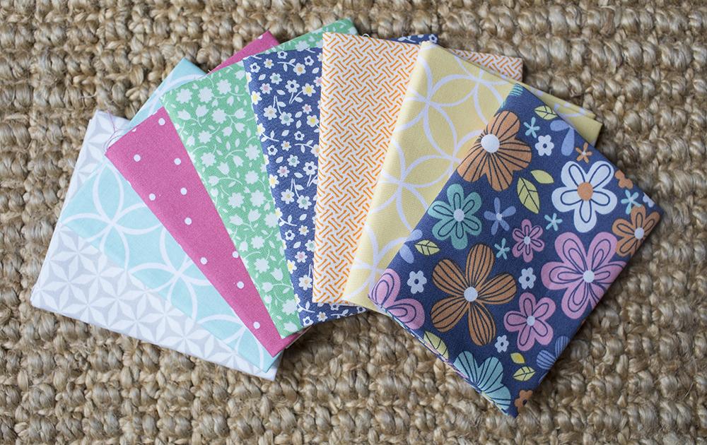 Fort Worth Fabric Studio - Fresh Lemons Quilts Birthday Bundle