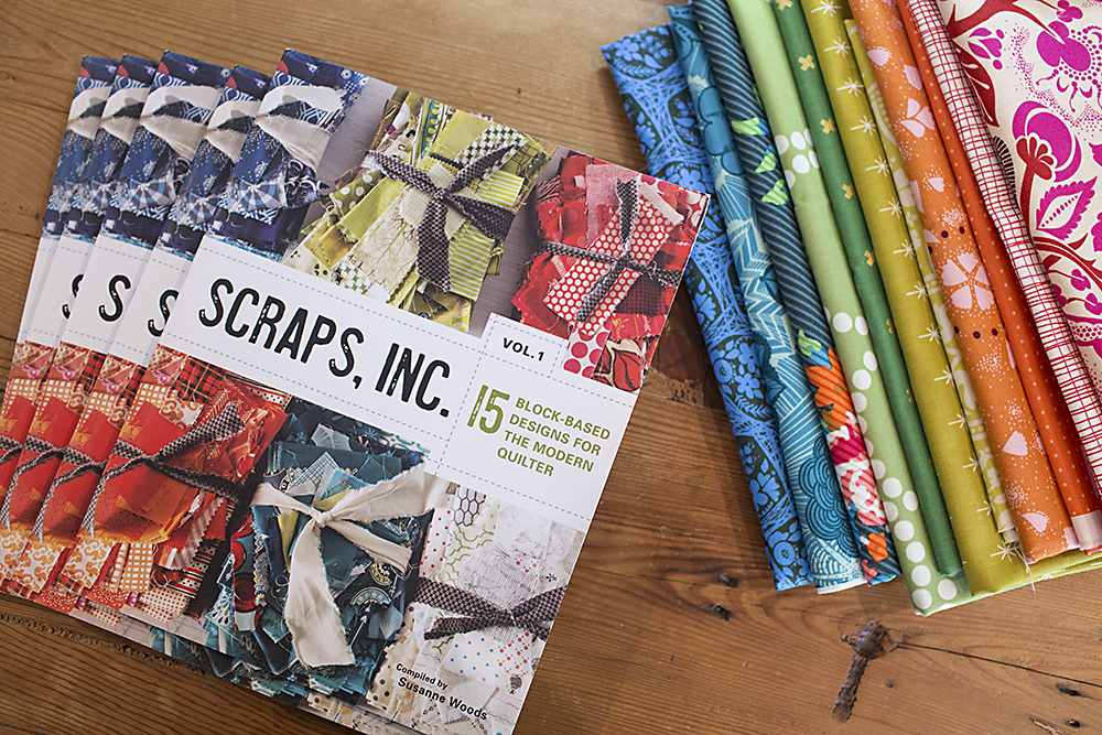 Scraps, Inc : Fresh Lemons Quilts