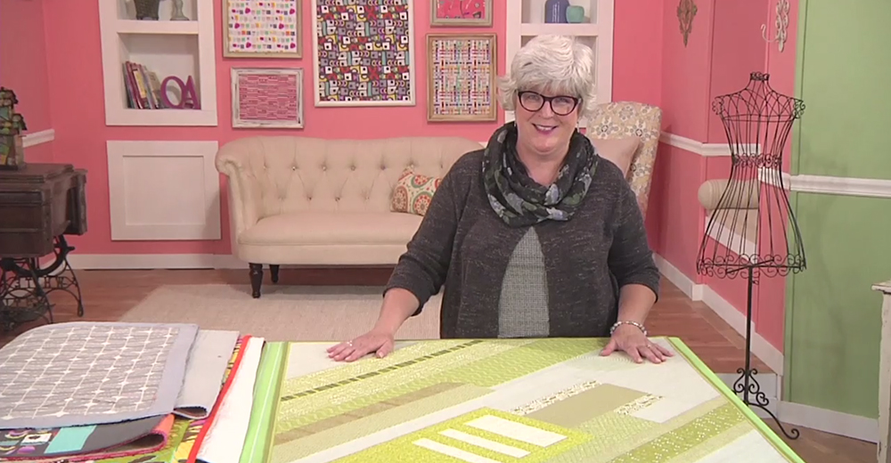 Modern Machine Quilting by Catherine Redford