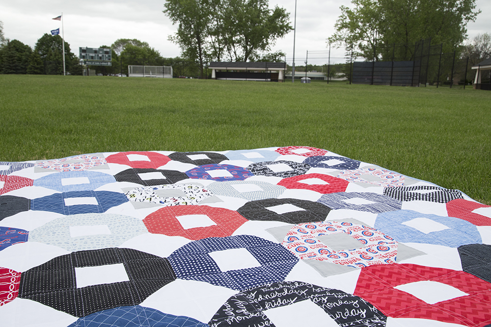 Home Run ~ A Quilt by Fresh Lemons Quilts