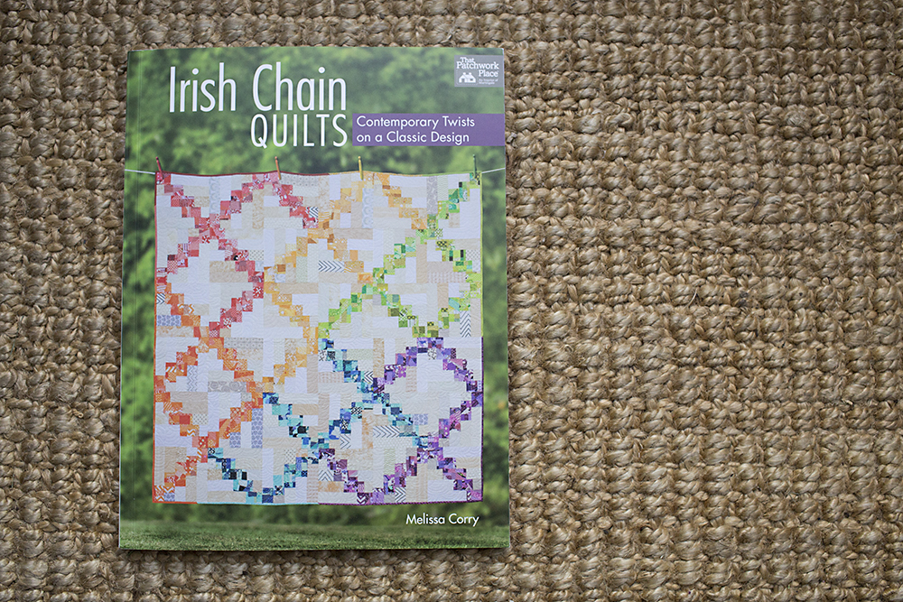 Irish Chain Quilts by Melissa Corry : Fresh Lemons Quilts