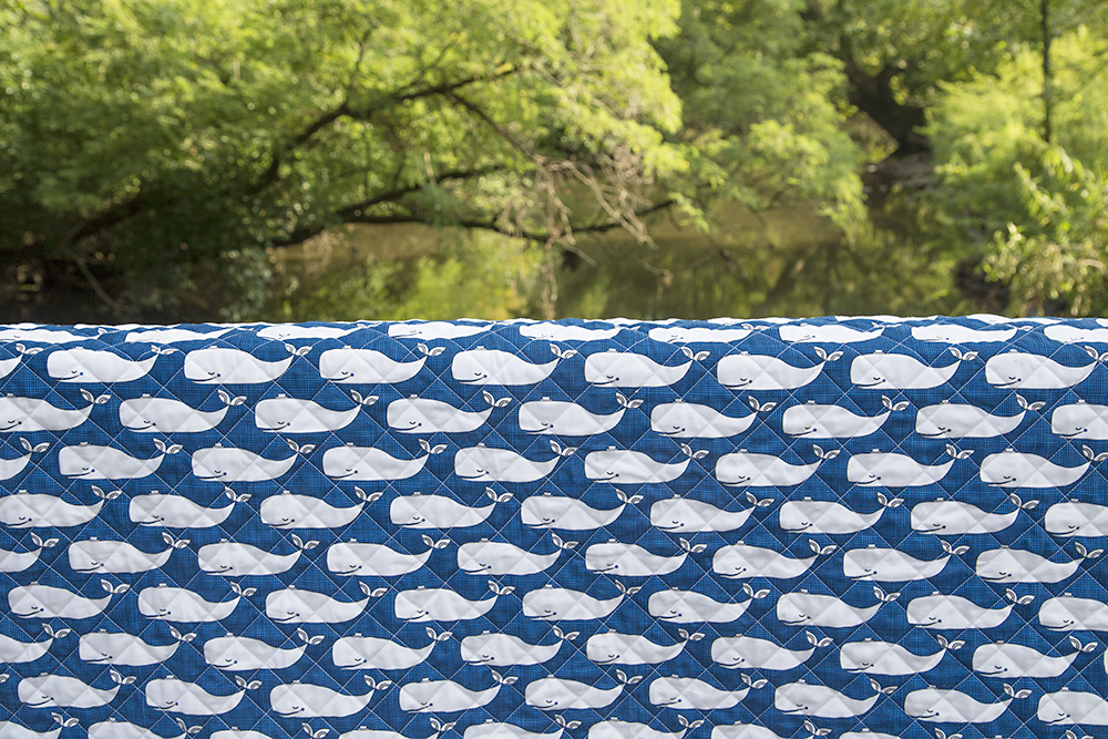 Nautical Quilt, pattern by Cluck Cluck Sew : Fresh Lemons Quilts