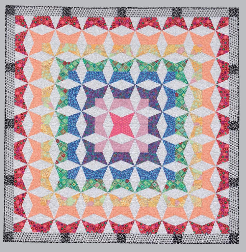 Splash of Color Blog Hop : Fresh Lemons Quilts
