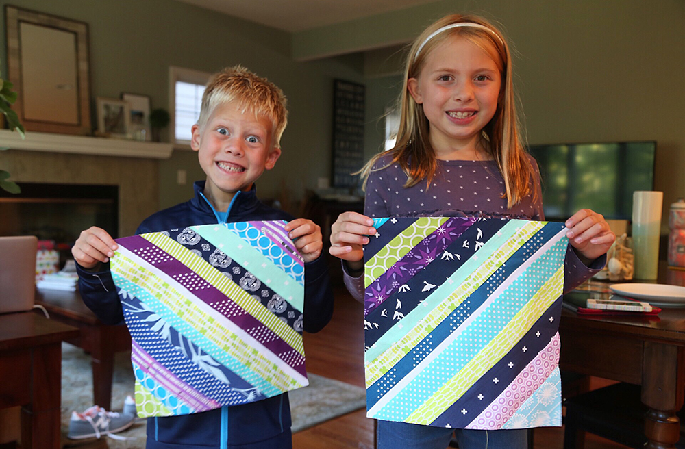 Not Your Mama's Bee : Fresh Lemons Quilts
