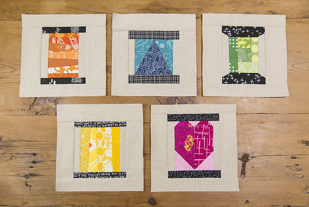 Fresh Spool Series at Fresh Lemons Quilts