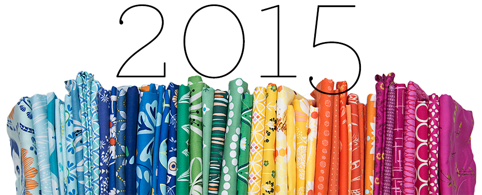 2015 Year in Review : Fresh Lemons Quilts